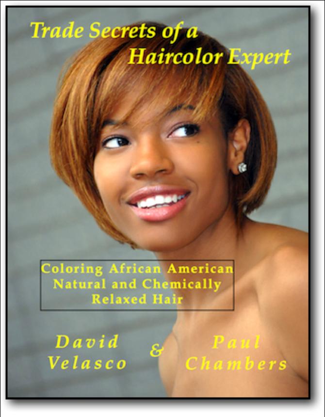 African Amarican Haircolor Trade Secrets Of A Haircolor Expert